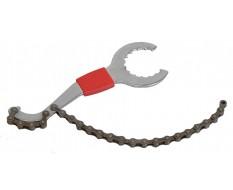 Crank cup sleutel – cranksleutel - tandwiel sleutel – kettingzweep – trapassleutel