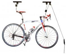 Fietslift - plafondlift fiets met haken - plafondhaken - fiets ophangen plafond