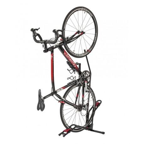 Fietsstandaard voor racefiets – standaard - fiets verticaal opbergen - fietsopbergsysteem