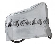 Regenhoes – beschermhoes voor fiets – scooter – brommer – racefiets